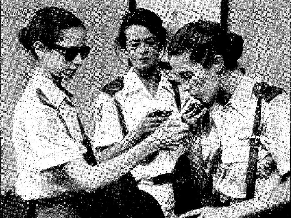 Primeras mujeres en la AGM, 1988