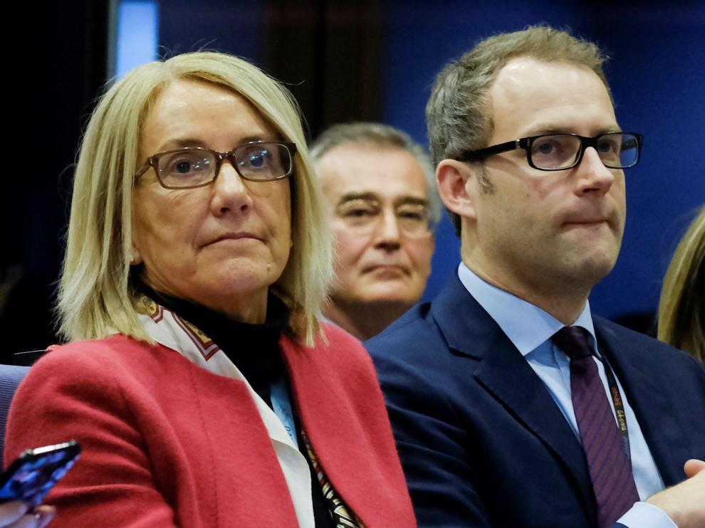 La española Clara Martínez ha sido nombrada por el presidente de la Comisión Europea, Jean Claude Juncker, como su jefa de Gabinete.