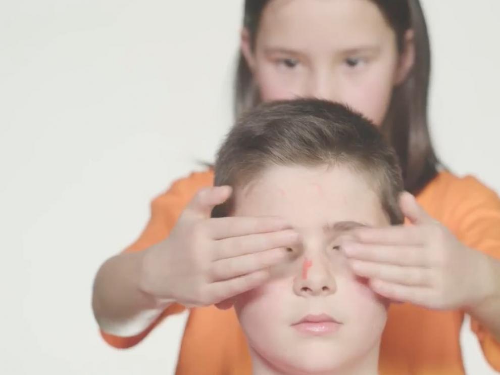Imagen del vídeo del Gobierno de Aragón con motivo del Día Internacional de la Lengua Materna.