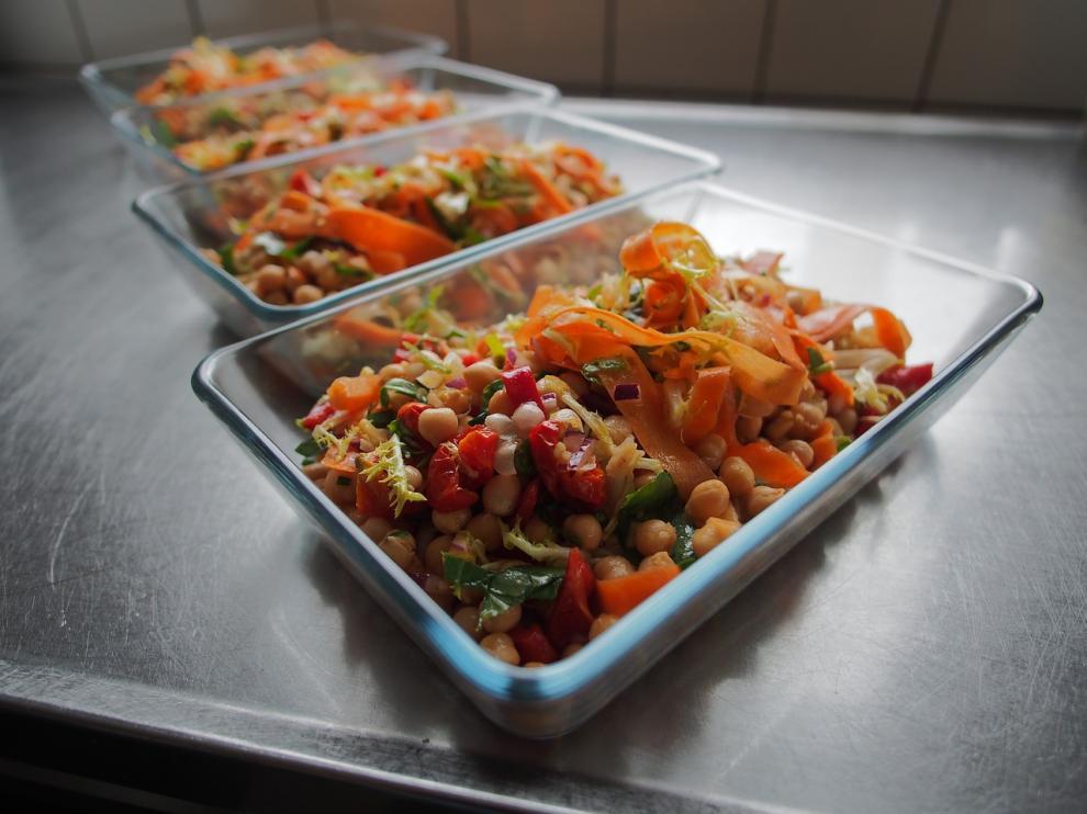 La combinación de ingredientes puede conseguir platos muy nutritivos.