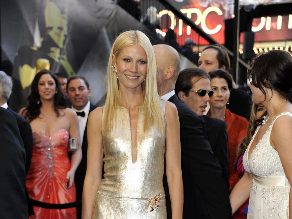 Lo mejor: Gwyneth Paltrow, espectacular en 2011.