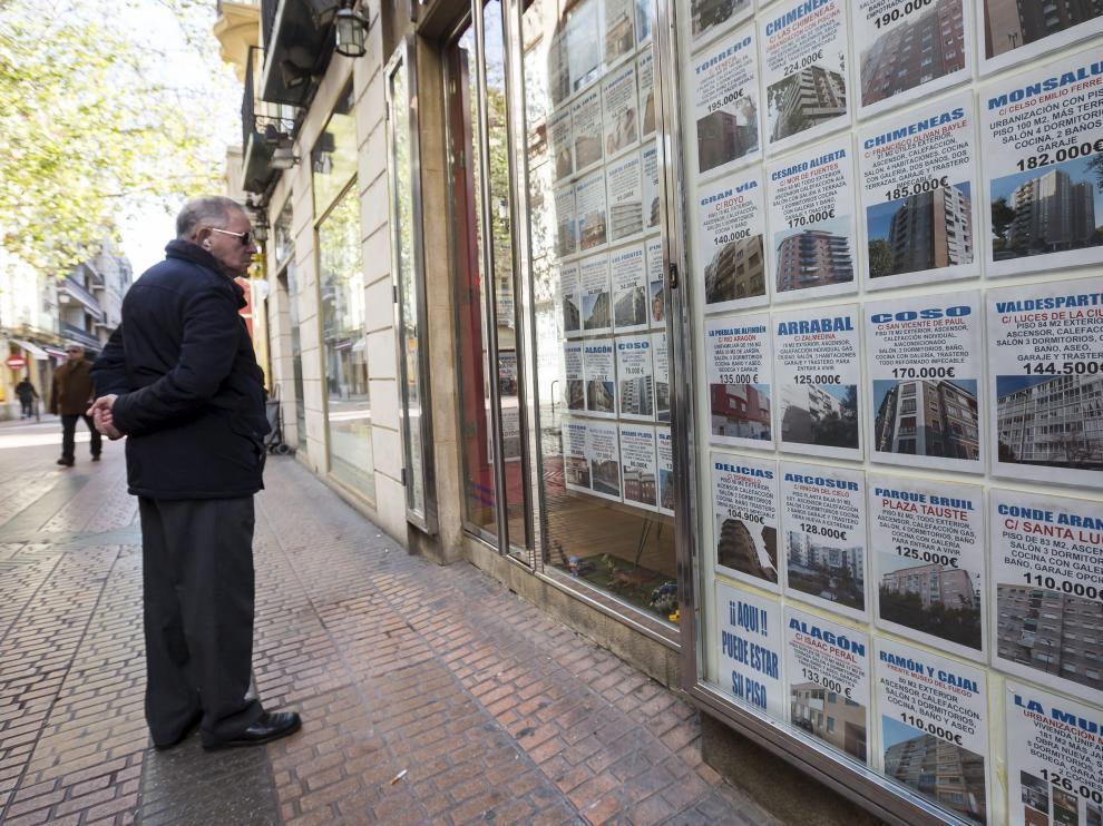El precio de la vivienda ha experimentado una de las mayores subidas con un 2,4%, solo por detrás de las comunicaciones, con un 2,7%.