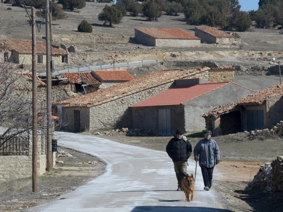 El 53 % de España tiene menos de 11,5 habitantes por kilómetro cuadrado