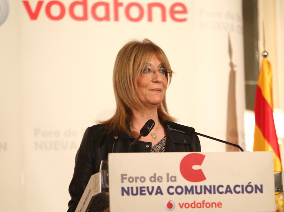 Encarna Samitier, directora de '20minutos'