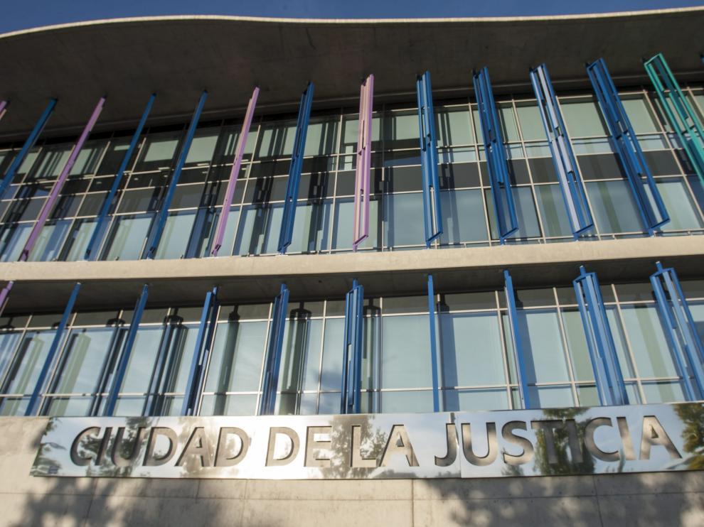 El juicio por la pelea multitudinaria se celebró este lunes en la Ciudad de la Justicia de Zaragoza.