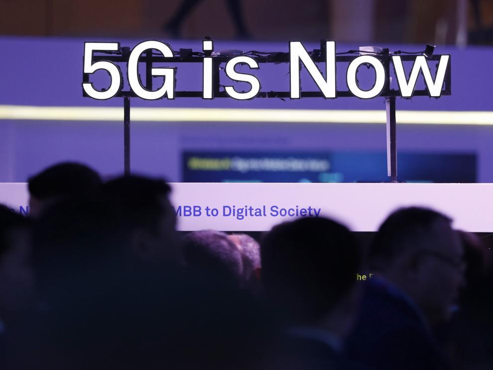 La UE alcanza un acuerdo preliminar para el despliegue de la red 5G en 2020
