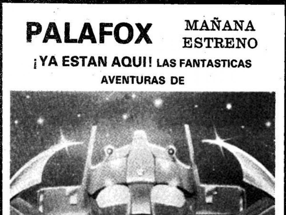 Cartel de la película 'Mazinger Z, el robot de las estrellas'
