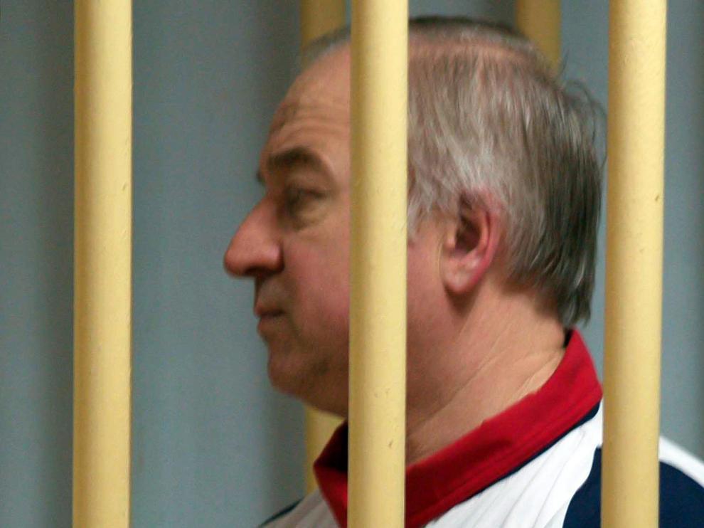 El exespía ruso Serguéi Skripal en una imagen de archivo.