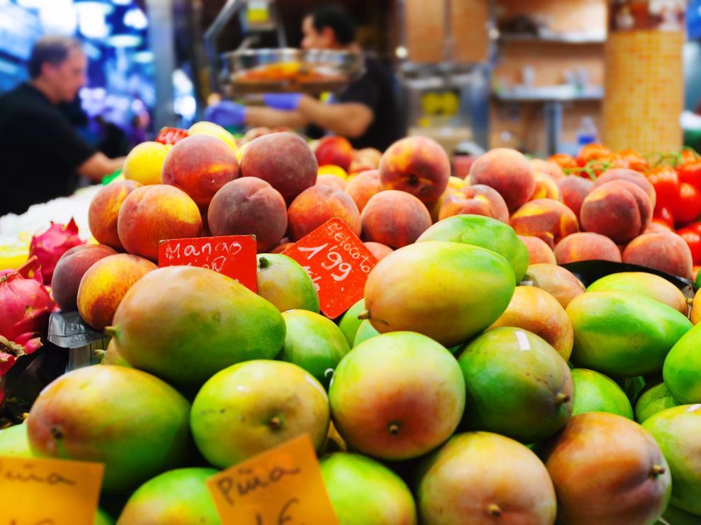 Para los productos frescos, preferimos el comercio tradicional.