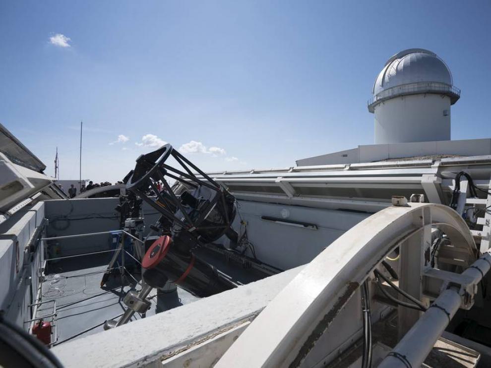 Complejo dedicado a la divulgación de la astronomía de Arcos de las Salinas