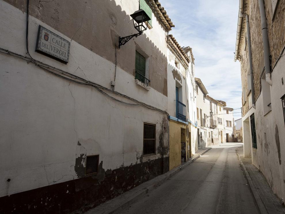 Calle de Fréscano.