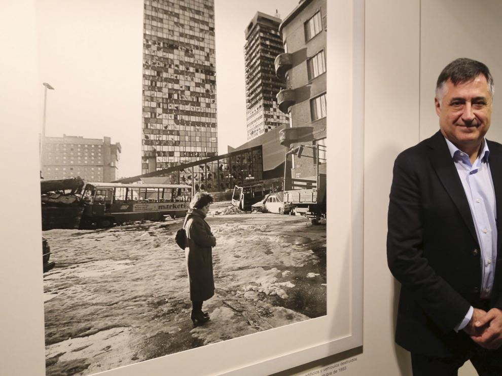 Gervasio Sánchez en una imagen de archivo