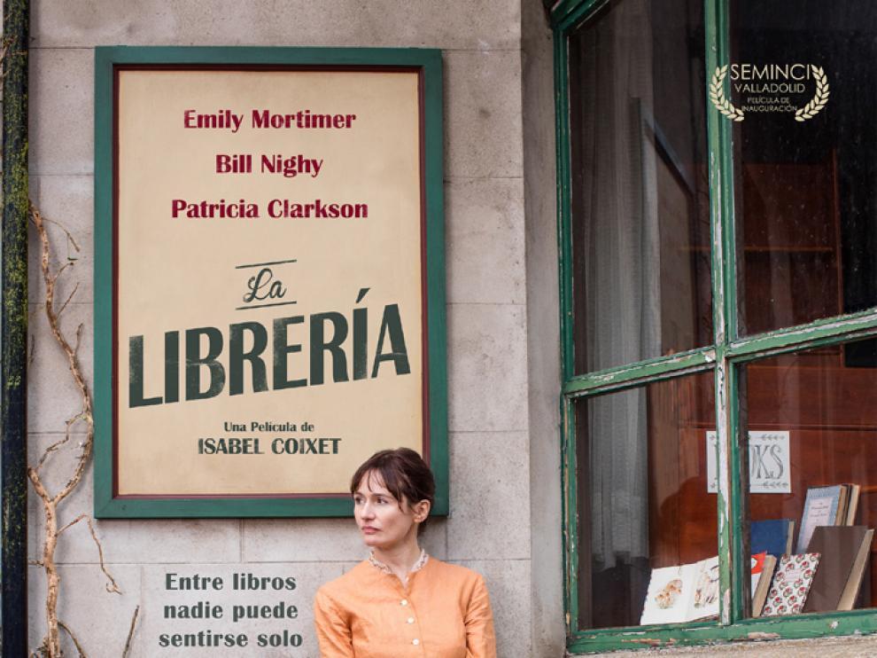 Cartel de la película 'La librería'.