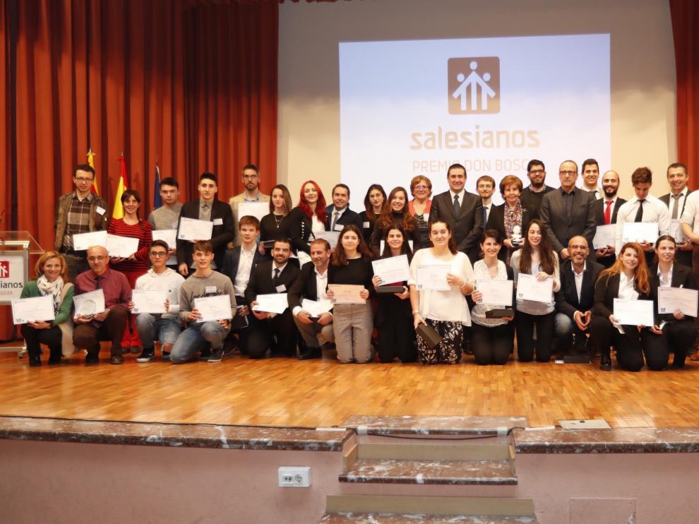 Peluches para niños enfermos entre los premios Don Bosco