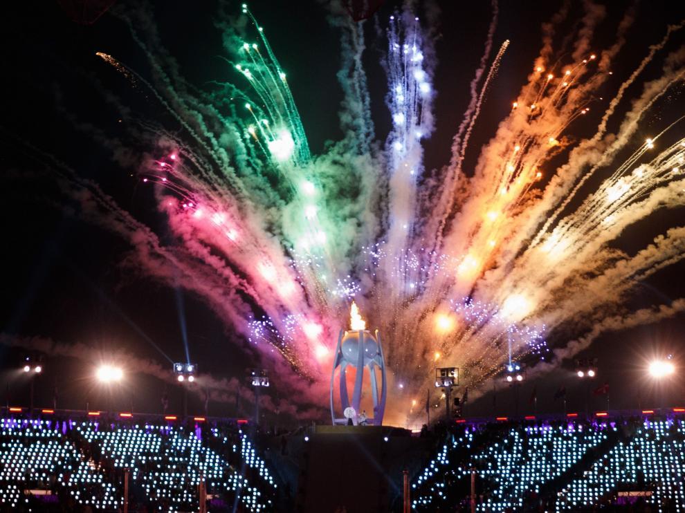 Juegos Paralímpicos de Pyeongchang