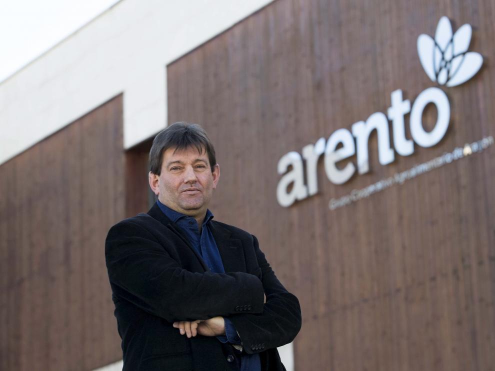 Enrique Arcéiz, presidente de Arento.