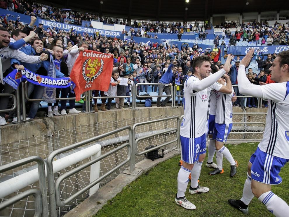 Real Zaragoza-Lorca