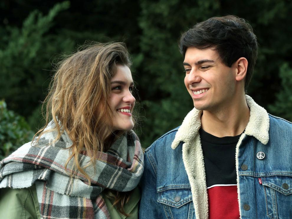 Alfred y Amaia interpretarán 'Tu canción' en el festival de Eurovisión.
