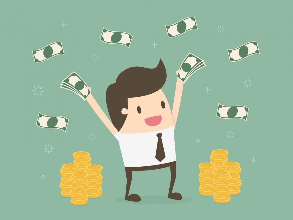 Al contrario de lo que pudiera parecer, el exceso de dinero podría suponer el comienzo de la infelicidad.