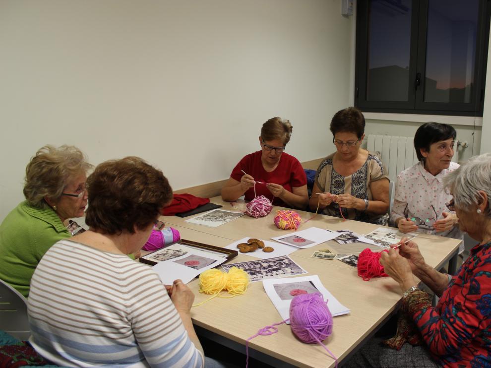 Un taller para adultos organizado en Épila.