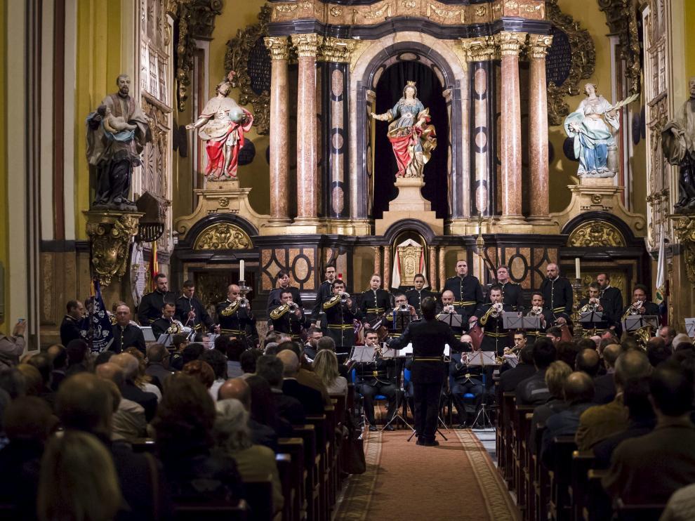 Un momento de la ceremonia de entrega del Tercerol en su edición del año pasado.