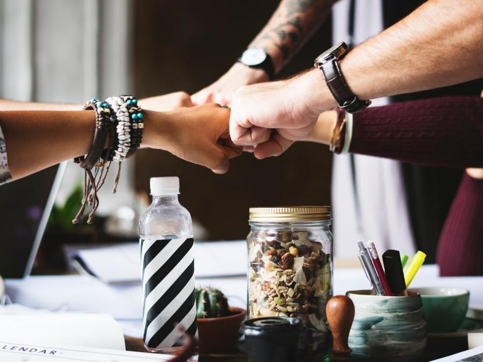 Del trabajo en grupo al mundo laboral real
