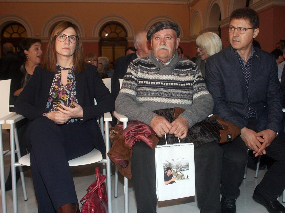 El homenaje a Iranzo en Madrid se convierte en una desgarradora reivindicación del mundo rural