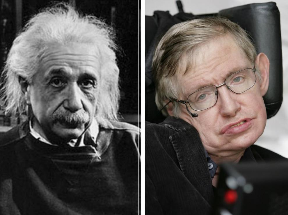 Einstein, Hawking, las fechas que coinciden en sus vidas y el día del número Pi
