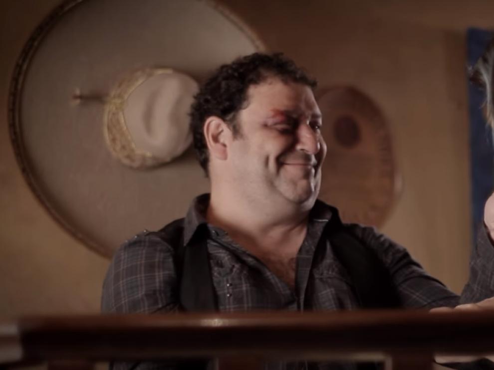 Vídeo musical protagonizado por Jorge Asín