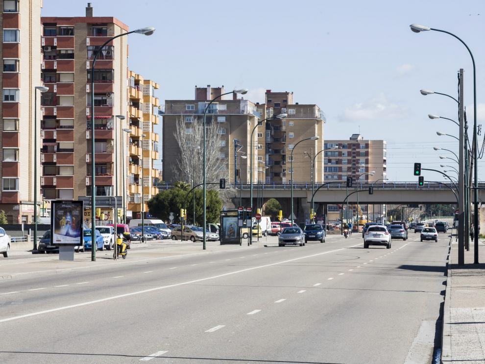 Avenida de Cataluña: una vía que quiere dejar de ser carretera nacional