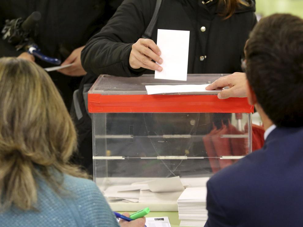 Las votaciones por la jornada continua se han celebrado esta semana en 91 colegios aragoneses