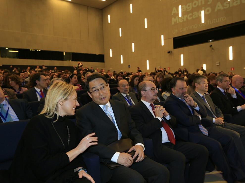 Congreso sobre Aragón y el mercado asiático
