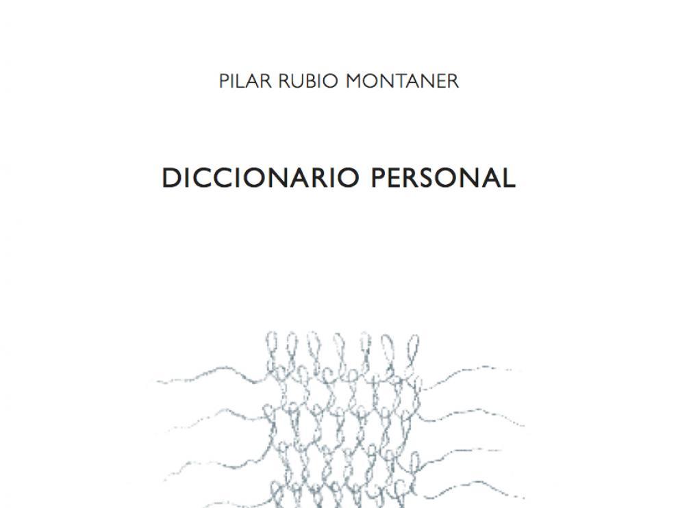Portada del poemario, con fotos, de Pilar Rubio Montaner.