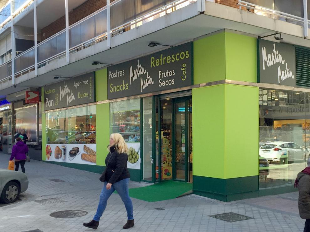 La nueva tienda de Martín Martín ubicada en la calle Clara del Rey en Madrid