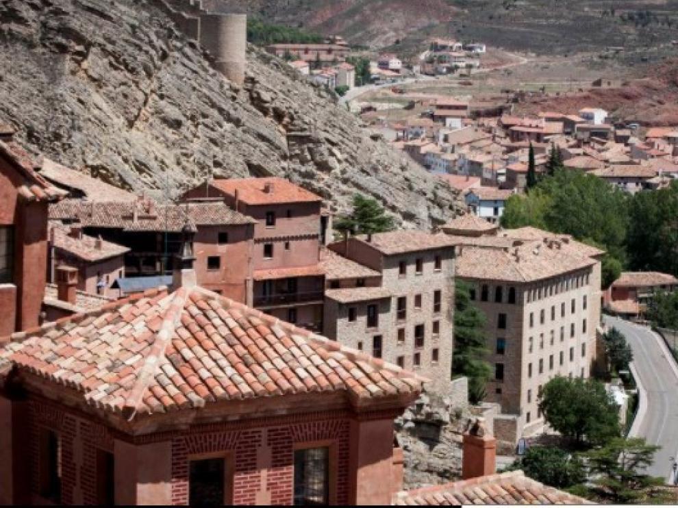 Albarracín es el pueblo más conocido en España por su belleza