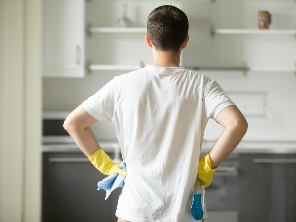 La limpieza se ha convertido en uno de los nuevos fetiches de las redes sociales.