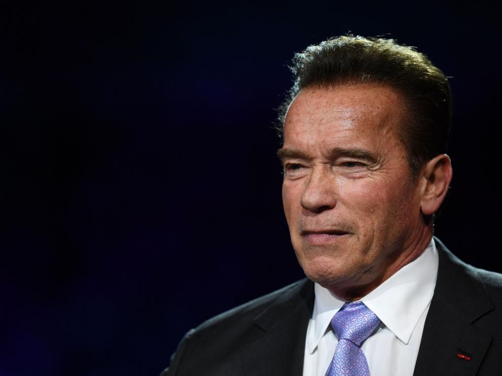 Imagen de archivo de Arnold Schwarzenegger