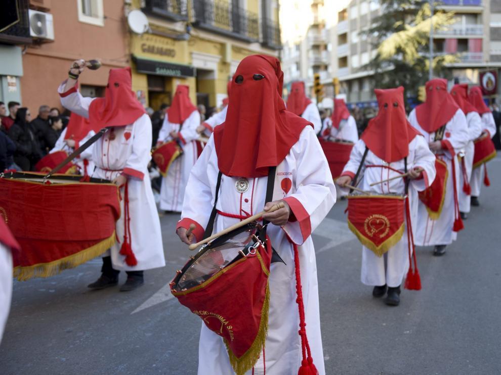 Procesión Viernes Santo Huesca