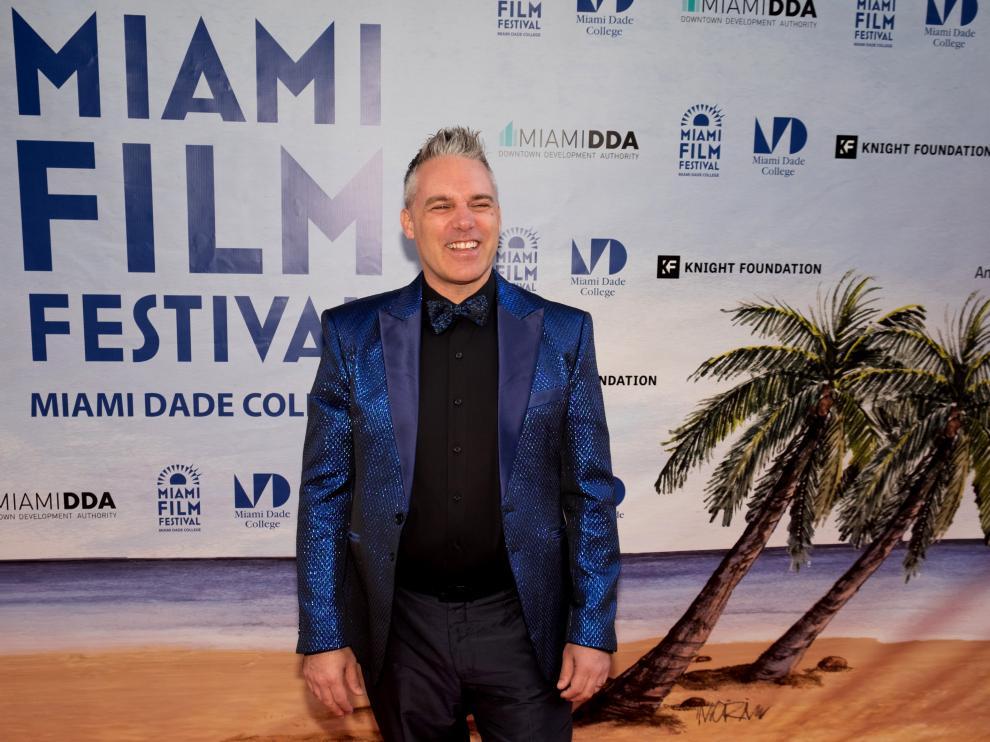 Jaie Laplante, director ejecutivo del Festival de Cine de Miami.