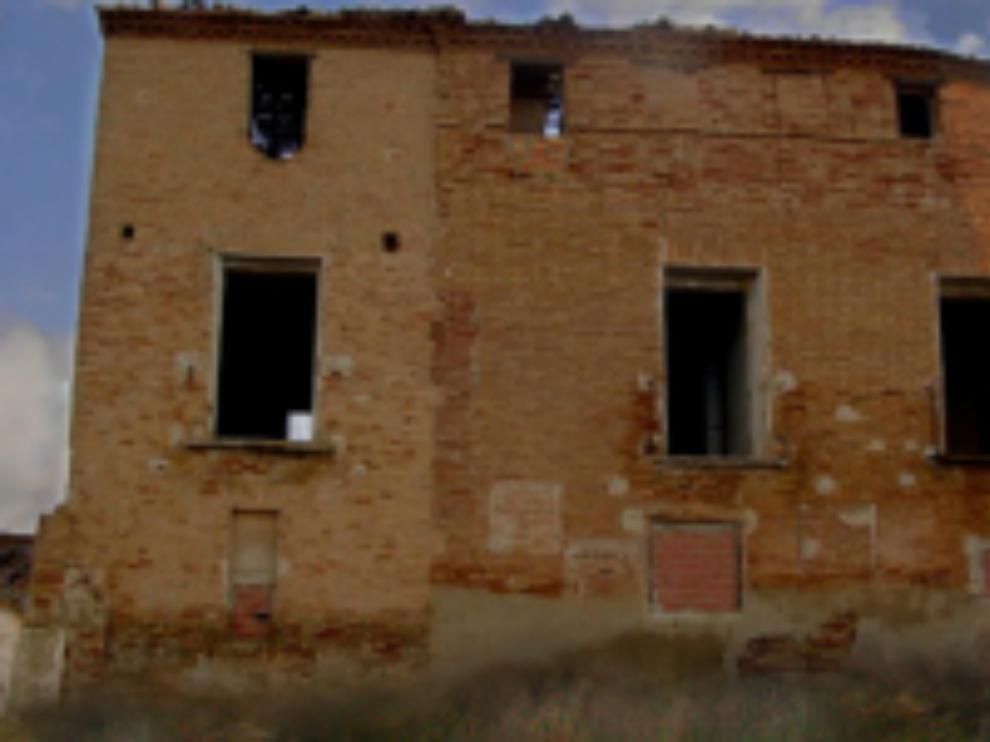 La Torre del Marqués de Montemuzo de Alagón, incluida en la Lista Roja del Patrimonio