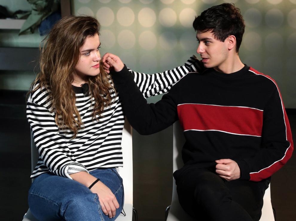 Amaia y Alfred, los representantes de España en Eurovisión en la edición de este año.