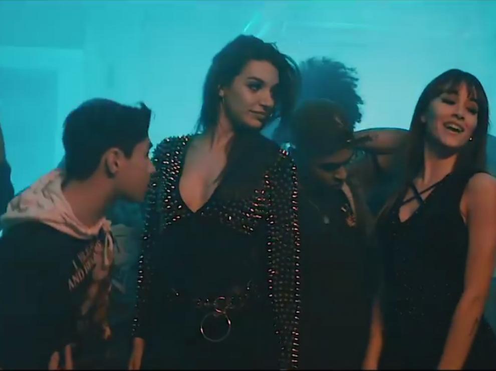 Videoclip 'Lo malo' de Aitana y Ana Guerra