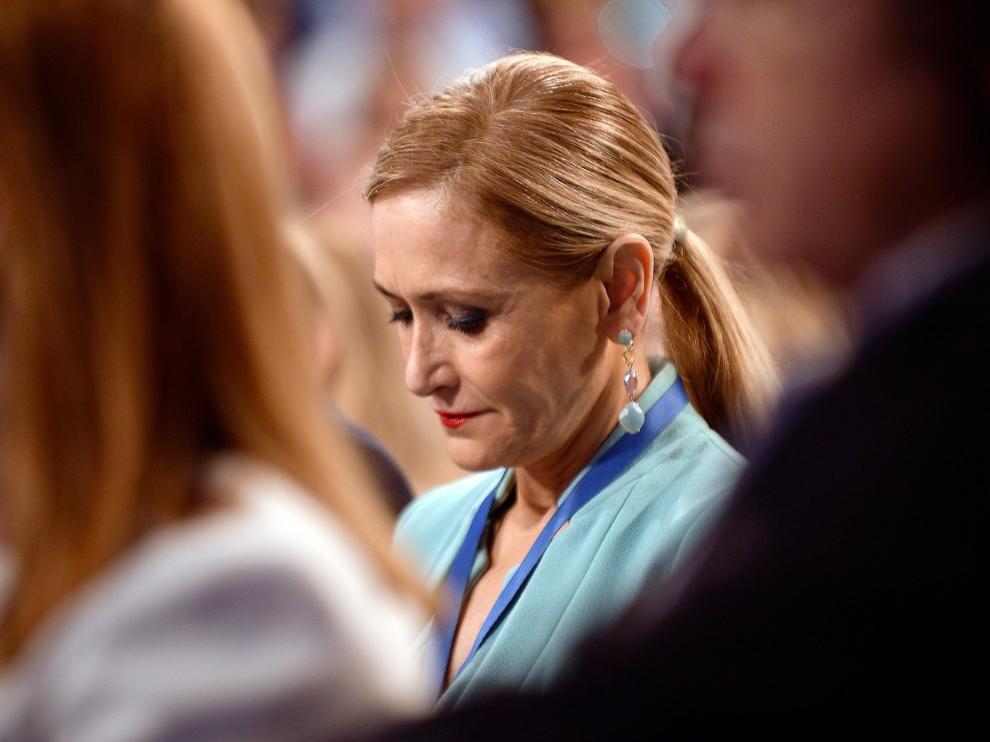 Cristina Cifuentes en una imagen de archivo.