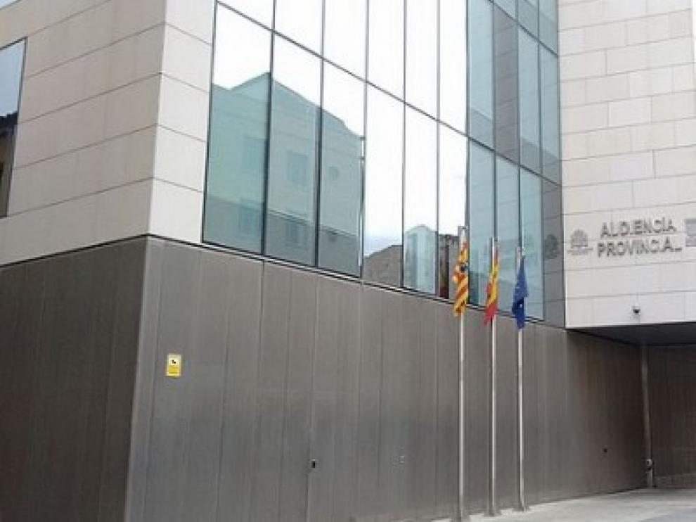 La Audiencia Provincial de Zaragoza.