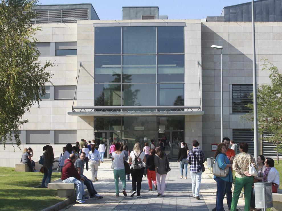 Campus de Huesca.