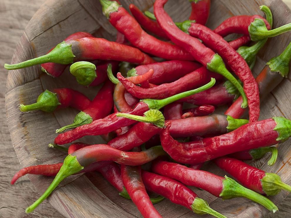 beneficios del chile picante para la salud