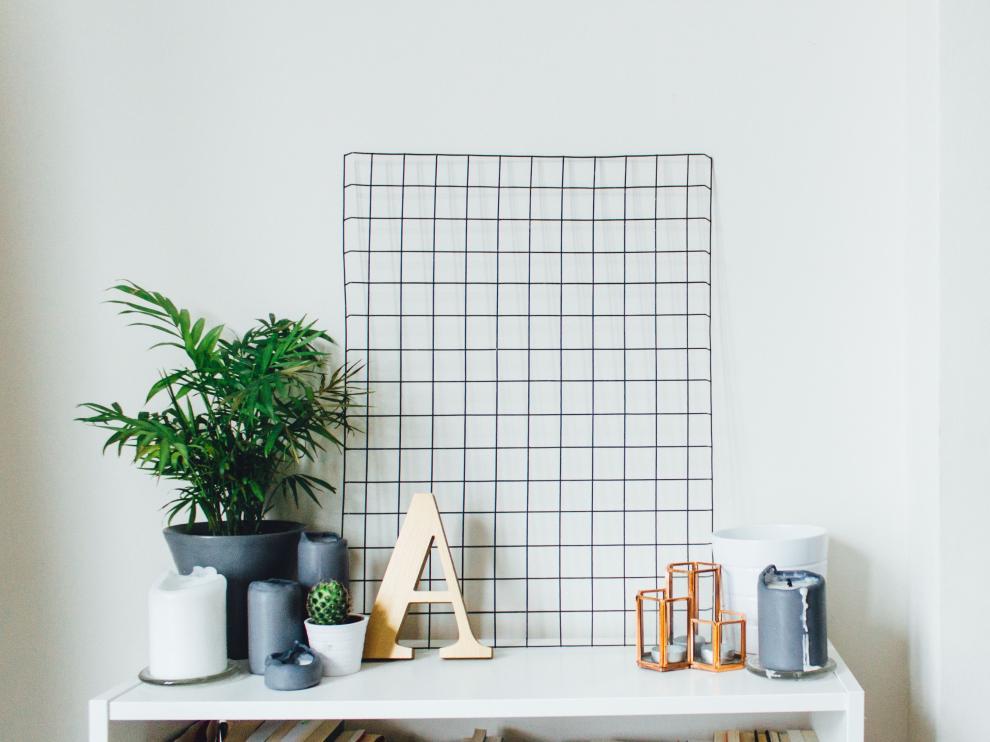 Uno de los aspectos fundamentales que hay que tener en cuenta en la decoración de la casa es la proporción de los elementos.