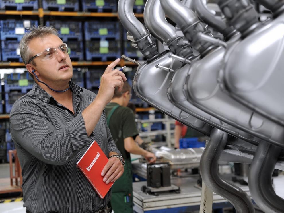 Imagen de la planta de Bosal en Chequia