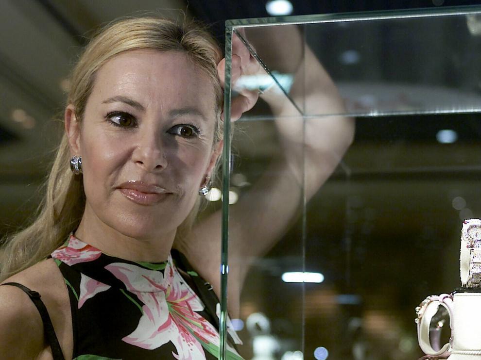 Ana Obregón, en una imagen de archivo.