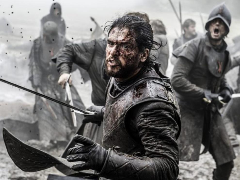 Una escena de la batalla de los Bastardos, uno de los momentos clave de la séptima temporada de 'Juego de Tronos'.